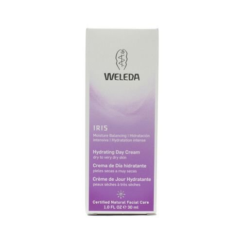 Weleda Iris Hydrating Day Cream For Dry To Very Dry Skin 30ml/1oz gb4045d to 220