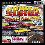 BRAND NEW Gamesoft Powersurge Drag Racing 3D OS Windows 98 Me 2000 Xp Single Race Full Season Mode