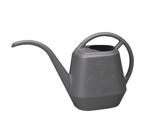 Bloem Living JW41-60 Aqua Rite Watering Can, 144-Ounce, Peppercorn (Plant Water Can compare prices)