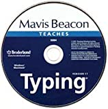 BRAND NEW Broderbund Mavis Beacon Teaches Typing 17 Sleeve Ergonomic Evaluation Progress Tracking