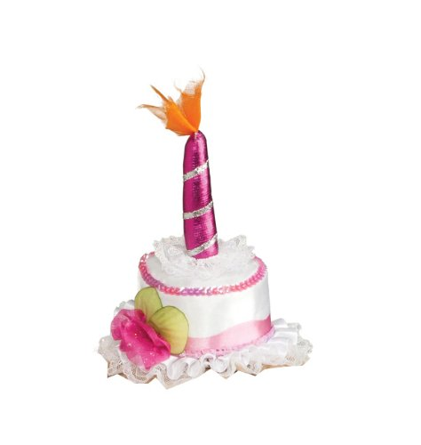 Rubie's Costume Womens Mini Birthday Hat