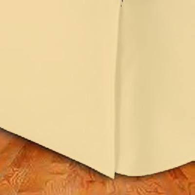 Gold Bed Skirt front-797594