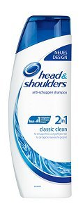 Head&Shoulders 2in1 Shampoo Classic Clean 300ml