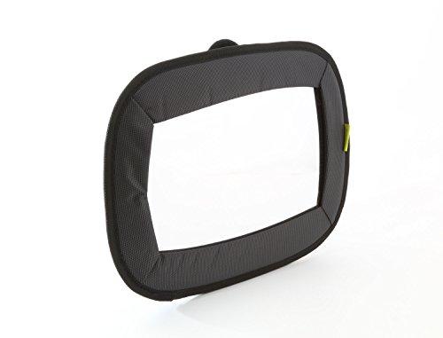 Mega espejo f cil vista posterior del asiento trasero del coche de beb espejo venture - Espejo coche bebe amazon ...