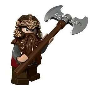 LEGO The Lord of the Rings: Gimli Minifigure