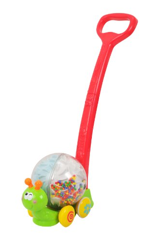 Playgo Push-N-Roll Snail - 1
