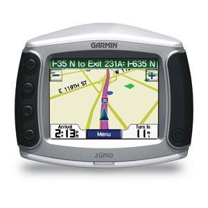 Garmin Zumo 550 3.5-Inch Portable GPS Navigator