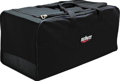 Schutt Large Team Equipment Bag (Black, 35-Length x 25-Width x 19-Height-Inch)