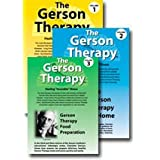 "The Gerson Therapy: Healing ""Incurable"" Illness DVD (Vol. 1: Overview and Patient Testimonials, Vol. 2: The Gerson Therapy at Home, Vol. 3: Gerson Therapy Food Preparation) ~ Charlotte Gerson"