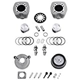 H-D Silver Screamin' Eagle Stage II Kit 27565-09
