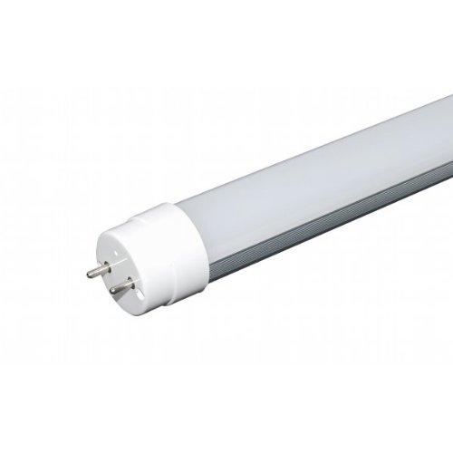 abi 4ft t8 18w 3000k warm white led tube light replaces fluorescent. Black Bedroom Furniture Sets. Home Design Ideas