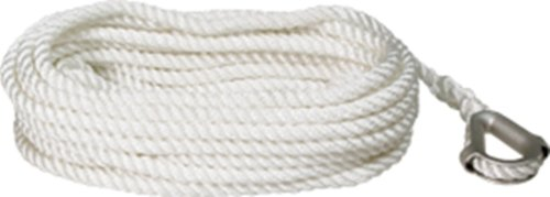 SeaSense Three-Strand Twisted 100% Nylon Anchor