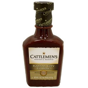 Cattlemen's Kansas City Classic BBQ Sauce 18oz 6 Pack