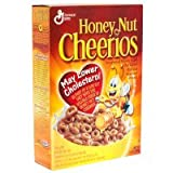 Honey Nut Cheerios Cereal 12.25 oz