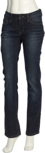 Esprit Women's Straight Leg Jeans Dark Brushed  W28 x L30