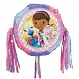 Doc Mcstuffins Drum Pull Out Pinata
