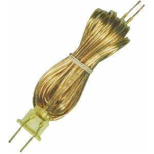 Westinghouse 70105 Gold Lamp Cord Set
