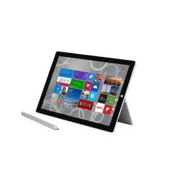 Microsoft Surface Pro 3 Tablet with 128GB HD, Intel i5, 4GB RAM (MQ2-00001)
