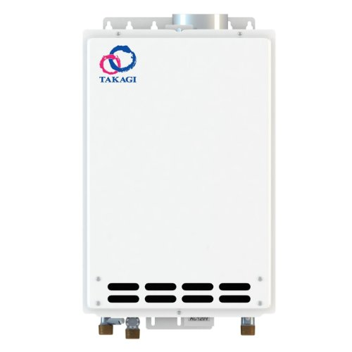 Takagi T-KJr2-IN-NG Indoor Tankless Water Heater, Natural Gas (Tankless Water Gas Heater compare prices)