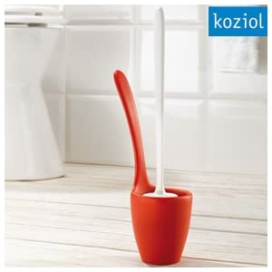 Koziol Mary Loo Toilet Brush
