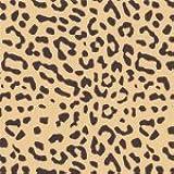 Leopard Print Wall & Floor stencil - Stencil Only - 7.5 mil standard