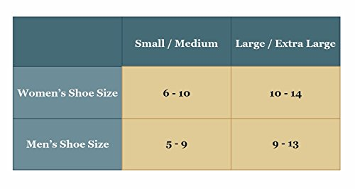 Black Small/Medium Ladies Compression Socks, One Pair Moderate/Medium Compression 15-20 mmHg. Therapeutic, Occupational, Travel & Flight Knee-High Socks. Women's Shoe Sizes 5-10, Men's Sizes 5-9
