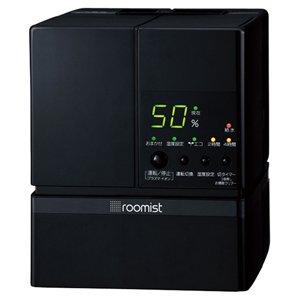 三菱重工 スチーム式加湿器(木造6畳まで/プレハブ洋室10畳まで 漆黒)roomist(ルーミスト) SHE35JDJ-K
