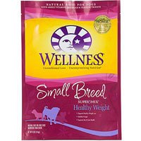 Wellness Small Breed Healthy Weight Dog Food 12lb