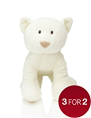 Cat & Sound Soft Toy