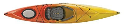 Perception Sport Swiftwater 12.0 Kayak (Red/Yellow)