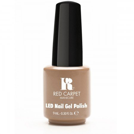 Red Carpet Manicure Gel Polish, Champagne Nights, 0.3 Ounce