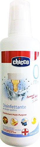 12 x CHICCO Disinfettante Liquido 1000 ML