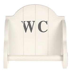 2 farben wc toiletten halterung papierrollenhalter holz papierhalter rollenhalte wei amazon. Black Bedroom Furniture Sets. Home Design Ideas