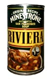 Riviera Original Minestrone Soup 15 oz12ct