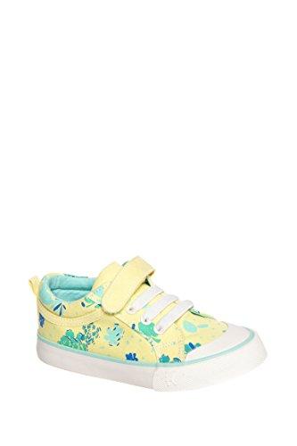 Girl's Noel Hook And Loop Sneaker