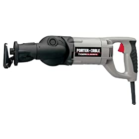 Porter-Cable 9750 Tiger Saw 11.5 Amp Reciprocating Saw with Variable Angle