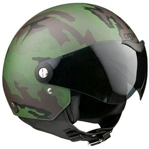 AGV Dragon Helmet - Medium/Army Green