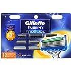 Fusion ProGlide Razor Blades *12* pack 100% Authentic, New