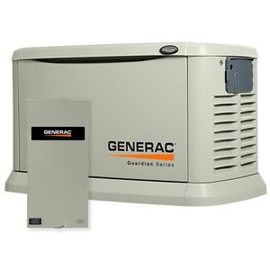 SAVE $499.00 - Generac 6729 Guardian Series, 20kW Air Cooled Standby