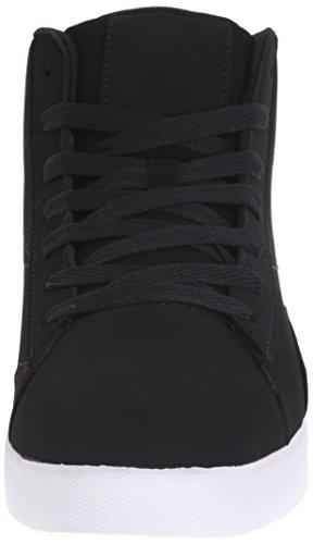 Fila Men's Formation Fashion Sneaker, Black/White, 10.5 M US