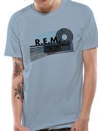 【ロンドン直輸入オフィシャルロックTシャツ】R.E.M OH MY Short Sleeve T-Shirt Mサイズ