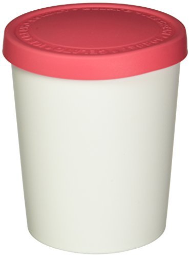 Tovolo Sweet Treats Tub - Raspberry (Silicone Ice Cream Tub compare prices)