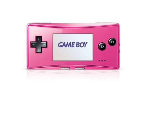 Game Boy Micro (Pink)