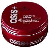 OSIS FLEXWAX ULTRA STRONG CREAM WAX (50ML)
