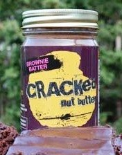 Cracked Nut Butter (Brownie Batter) by Cracked Nut Butter