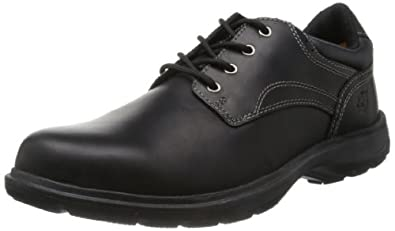 Timberland天木兰男士真皮系带休闲男鞋 Richmont PT 深棕折后 $51.06