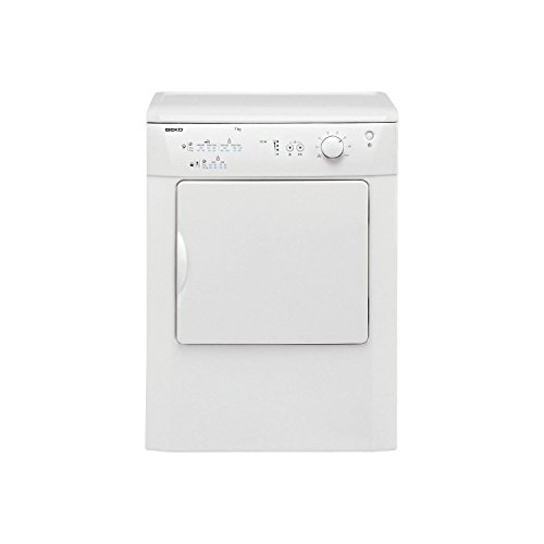 Beko DRVT71W 7kg Freestanding Vented Tumble Dryer - White