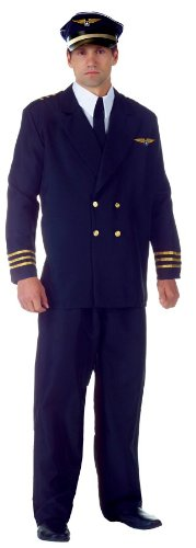Airline Captain Costume