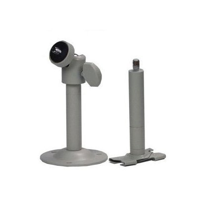 MG Electronics CMB-1W CLOSED CIRCUIT TELEVISION (CCTV) CAMERA MOUNT W/CEILING CLIP WHITE
