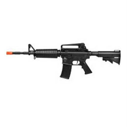 Gameface M4 Airsoft Rifle, Black